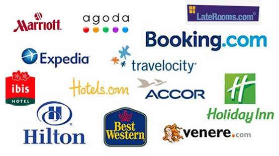 Hotel suppliers brands